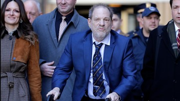 Jury to begin deliberating in Harvey Weinstein's rape trial