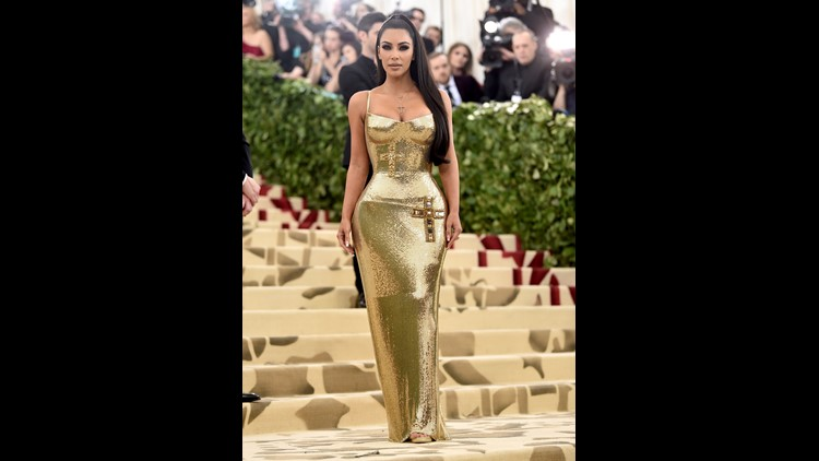 AP 2018 MET MUSEUM COSTUME INSTITUTE BENEFIT GALA A ENT USA NY