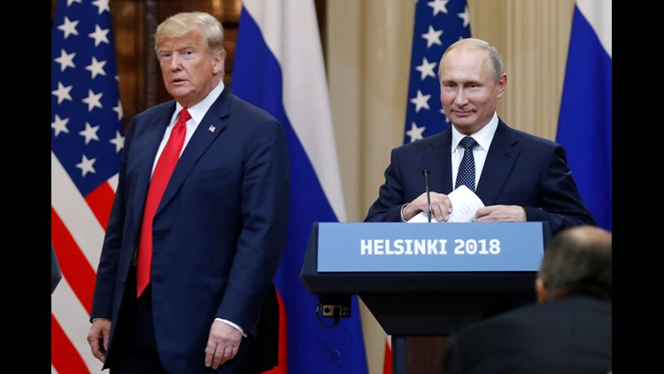 Trump Attempts To Calm Fears: 'I Gave Up NOTHING' To Putin