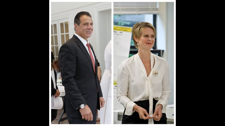 Andrew Cuomo, the second-term incumbent, spent more than $20 million on the primary race en route to scoring a big victory.