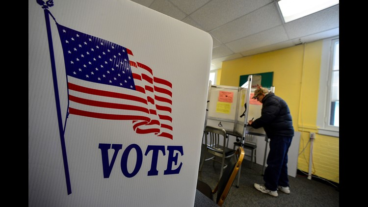 Ap Campaign 2016 Early Voting Vermont A Eln Usa Vt