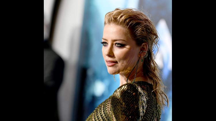 Amber Heard speaks out again about domestic abuse, despite consequences she says she paid