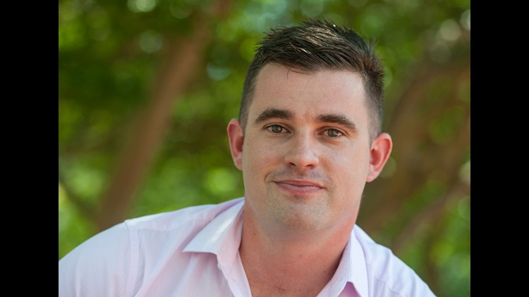 Michael Aycoxsaid he's heard whispers of folks questioning his sexuality. It's no secret, he said, but he viewshis sexuality with the same relevance as his hair color. However, he's also aware that he is the first openly gay candidate in a Mississippi congressional race.