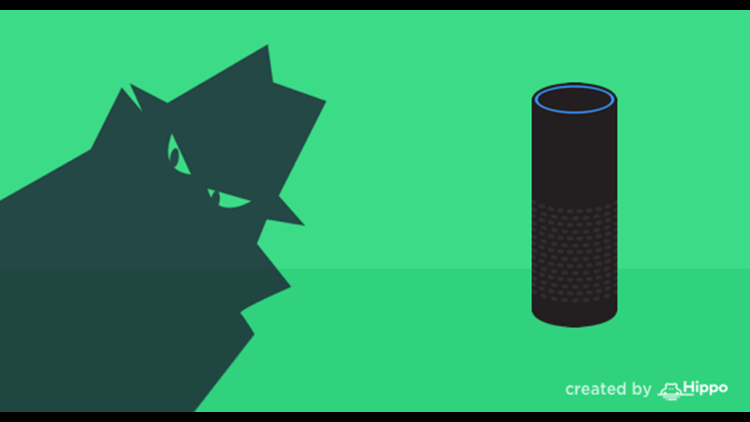 "A new Alexa ""skill,"" Away Mode, tries to trick burglars into thinking somebody is home by playing long audio clips that sound like real – albeit absurd – conversations that could be happening inside."