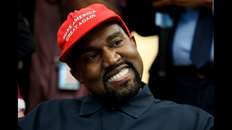 Ap Aptopix Trump Kanye West A Usa Dc