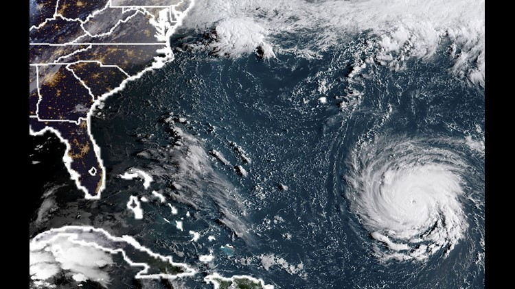 Aside from disrupting flights at airports along coast, Florence could also snarl flights in interior cities depending how the storm tracks after coming ashore.