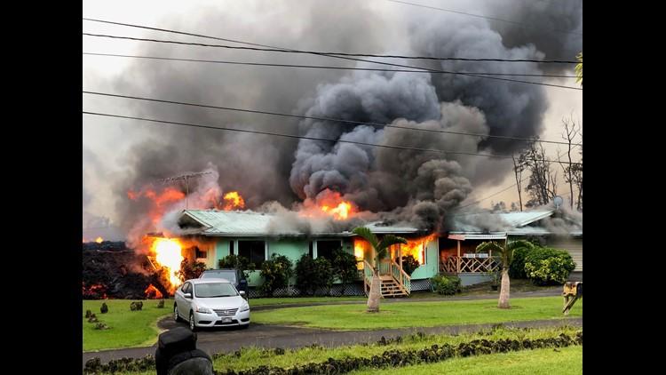 USP NEWS: HAWAII VOLCANO USA HI