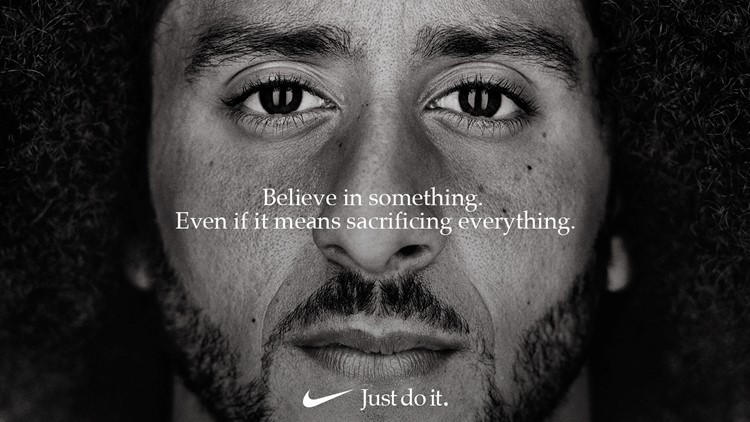 Mississippi'spublic safety commissioner said the state agency will no longer purchase Nike products, following the Colin Kaepernick ad campaign.