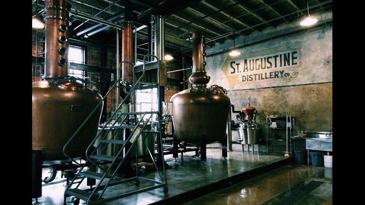 Discover a distillery sourcing local ingredients in each state, from gin with Alabama juniper to whiskey with Wyoming grains.