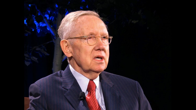 Former Senator Harry Reid Diagnosed With Cancer