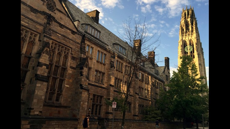 Police question Nigerian Yale student after falling asleep in common room
