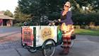 Mrs. Delicious dispenses pay-it-forward ice cream