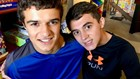 2nd grade friendship binds HS honor student, teen with autism