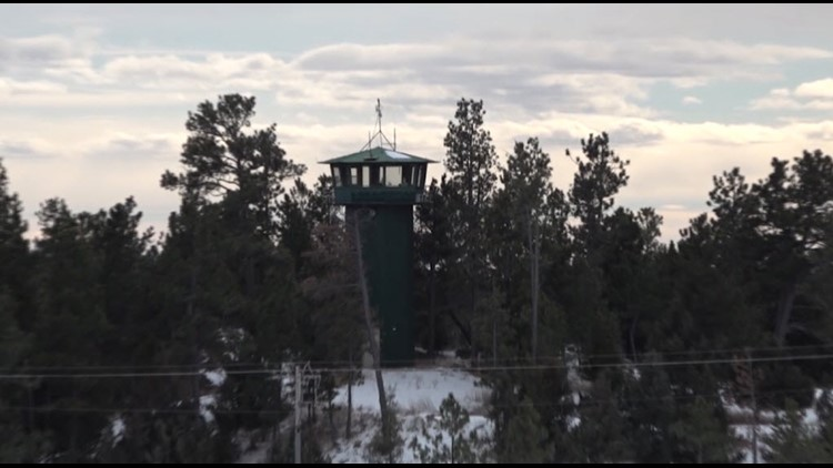 FLDS watch tower