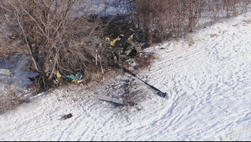 3 dead in National Guard helicopter crash