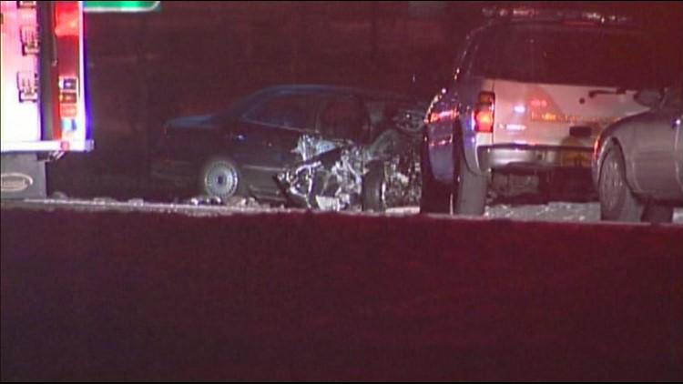 Deputy's wife killed in DWI crash 2008