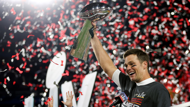 7 Super Bowl wins: Tom Brady has a simple message for his haters