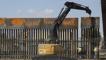 DHS waives environmental laws to build 18-mile fence, fix border wall in Texas