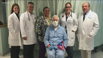 A story of hope: Man survived coronavirus against all odds