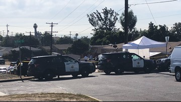 Multiple people dead, including 3 children, after shooting in San Diego