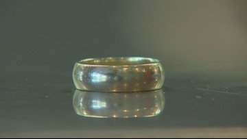 Help find the person who lost a wedding ring at St. Pete Beach