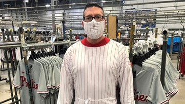 MLB uniform maker Fanatics switches to producing medical masks, gowns