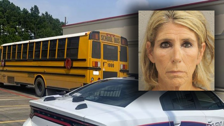 School Bus Driver DWI