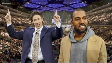 Kanye West to perform Sunday at Joel Osteen's church