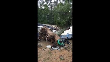 The victims of Hurricane Harvey