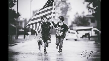 The story behind this heartwarming Hurricane Harvey photo