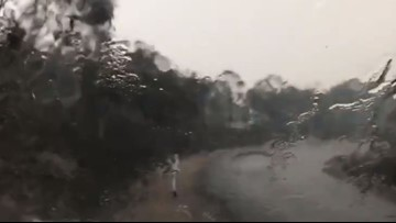 'Best rainfall in years'   Rain drenches parts of Australia, helps contain fires and brings drought relief