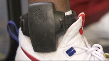 GPS company removed ankle monitor from murder suspect for failing to pay monthly fee, DA says