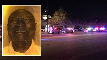 Suspect on the run after 1 killed, 1 injured in shooting outside Houston-area church