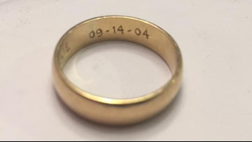 Social media helps find the man who lost his wedding ring at the Houston Marathon