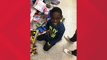 5-year-old who was inside stolen vehicle found safe; police still looking for suspects involved