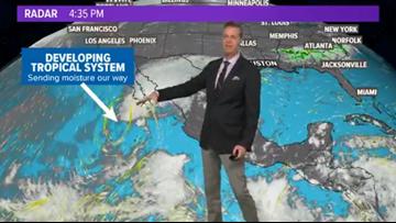 Houston Forecast: Here Comes the Rain Again...