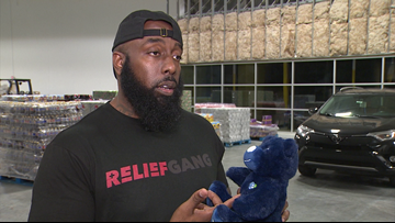 Son with special needs inspired rapper's Cubby Love Bear invention