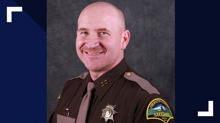 Thurston County deputy wakes from coma after suffering stroke