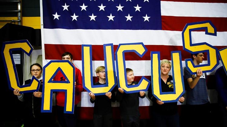 Election 2020 Pete Buttigieg Iowa Caucuses