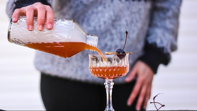 3 Golden Globes-inspired cocktails