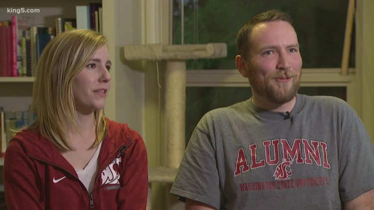 Couple warns against odd pregnancy scam mailers