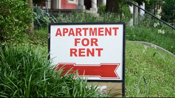 Report: Tampa, St. Pete residents need to make $21.79 an hour to pay rent
