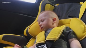 5 strategies to share with parents to prevent hot car deaths