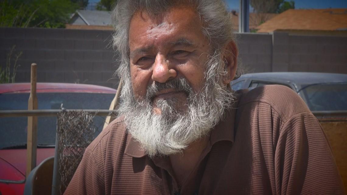 Volunteers help rebuild 76-year-old veteran's torched home
