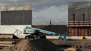 Homeland Security waives contracting laws to speed up construction of border wall
