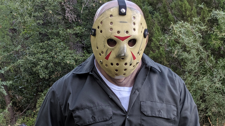 Could you survive Jason? Real-life horror game puts you against the infamous 'Friday the 13th' killer