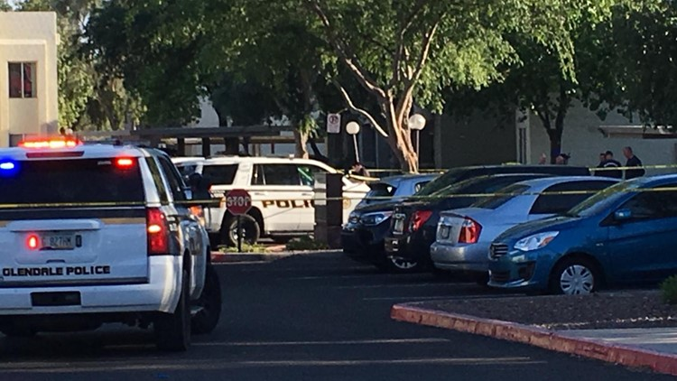 1-year-old girl dies after being left in hot car, Arizona police say