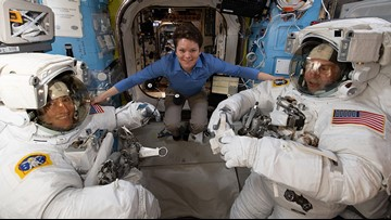 NASA's first all-female spacewalk falls through due to lack of spacesuit sizes
