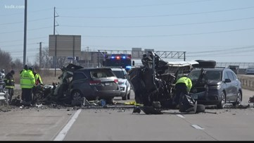 Kentucky firefighter, daughter among 4 killed in crash while headed to volleyball tournament