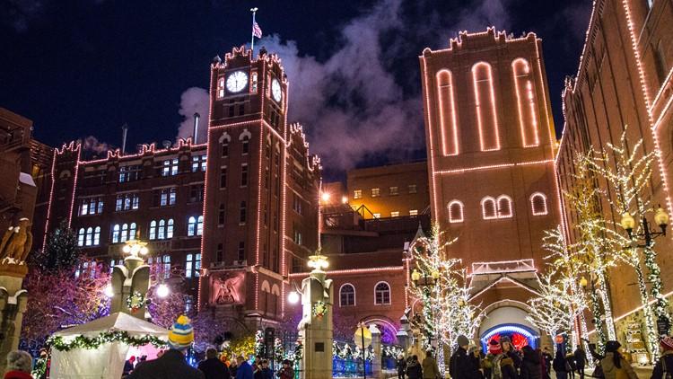 Christmas Music St Louis Radio 2020 Coronavirus: KEZK, Anheuser Busch bring Christmas to St. Louis